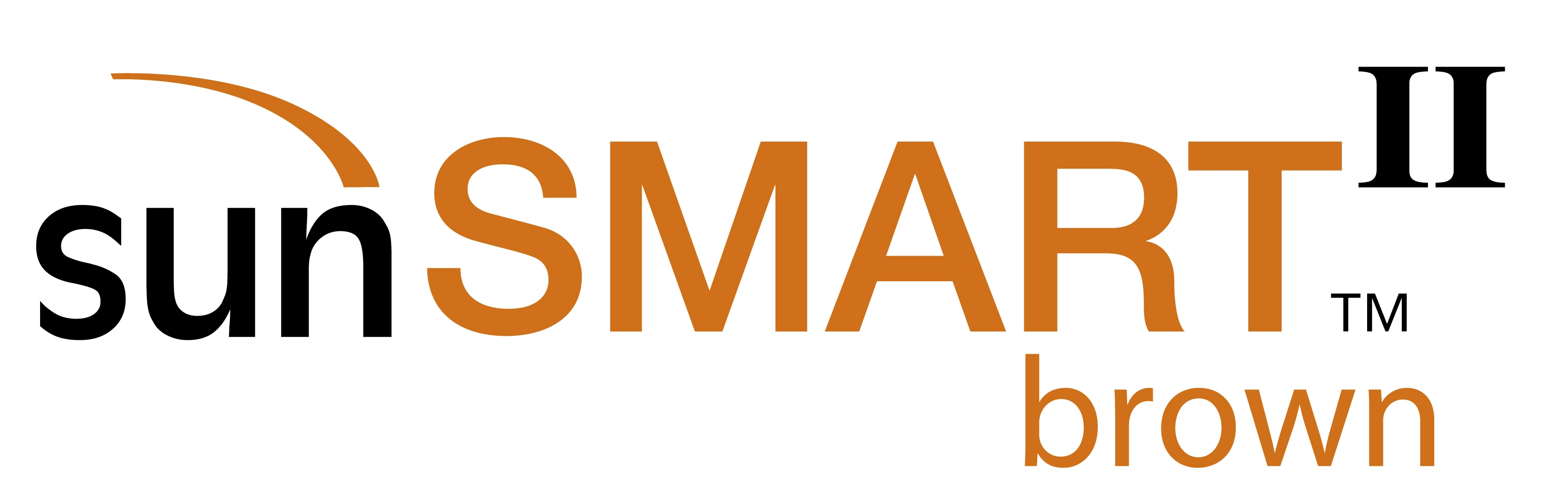 sunSMARTbrown II logo